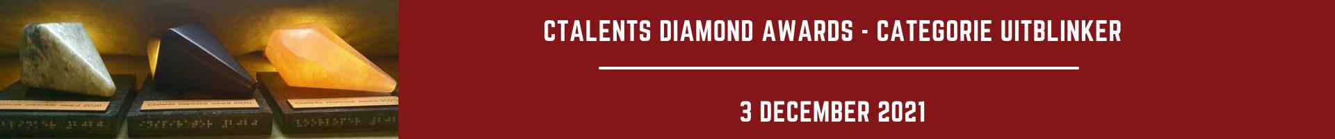 Ctalents Diamond Awards Uitblinker